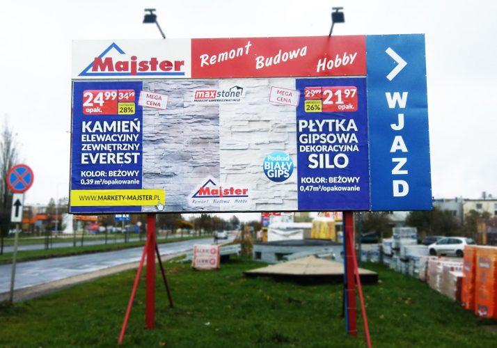 Majster Kalisz market reklamacja